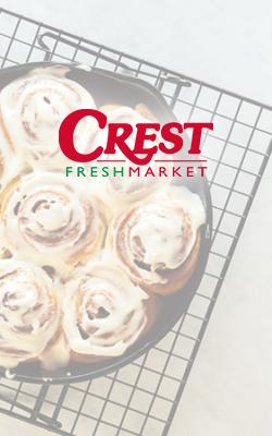 crest cinnamon rolls